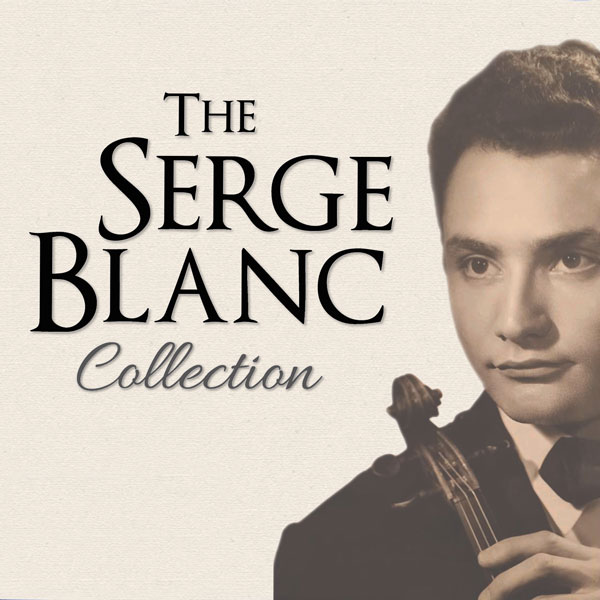 The Serge Blanc Collection